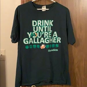 St Patrick's day shirt!